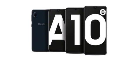 Galaxy A10e 3