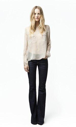5 looks de Zara Trafaluc septiembre Otoño 2011 que (no) me compraría