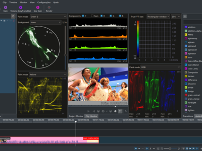 El editor de vídeo Kdenlive llega a Windows en sus nuevas versiones