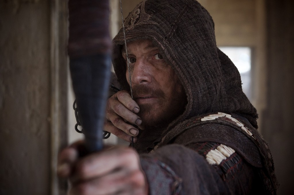 Assassins Creed Arco Michael Fassbender