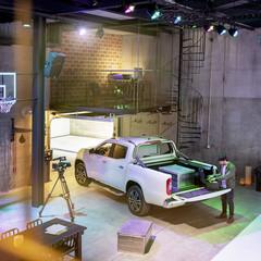Foto 30 de 44 de la galería mercedes-benz-clase-x-power en Motorpasión
