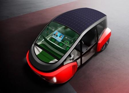 Rinspeed presentara el Oasis EV en el próximo CES, una verdadera sala sobre ruedas
