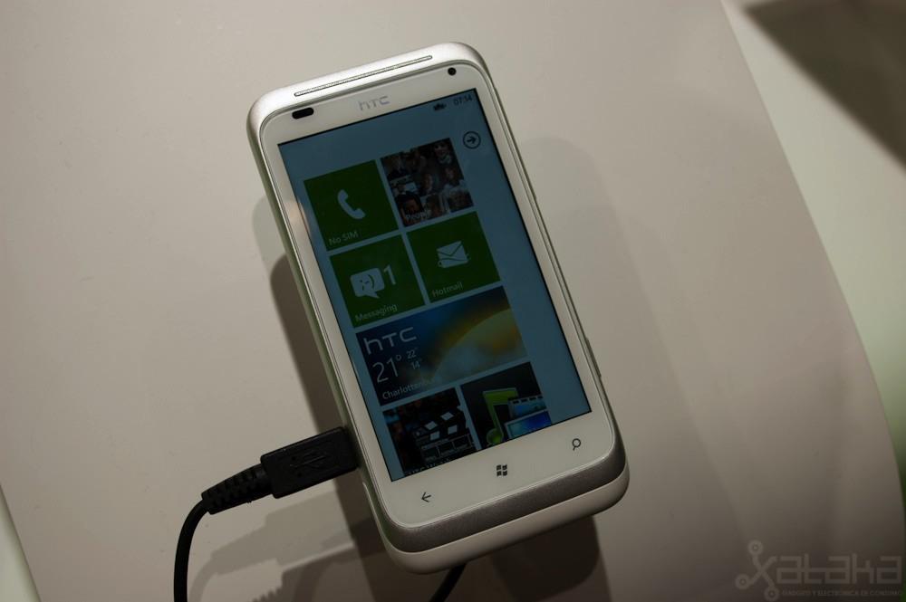 Foto de HTC Titan y HTC Radar en IFA 2011 (12/14)