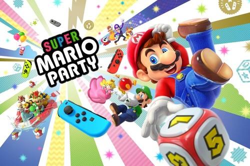 Impresiones de Super Mario Party: el regreso del rey de los Party Games es la siguiente revolución en Switch