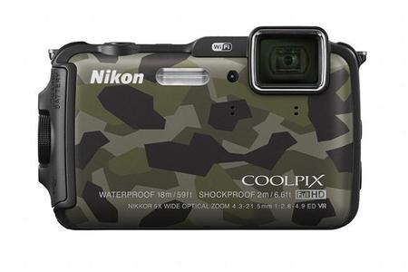 Nikon Coolpix AW 120, la cámara para el hombre aventurero