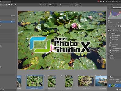 Zoner Photo Studio X, análisis (y II): Una herramienta diferente pero muy válida