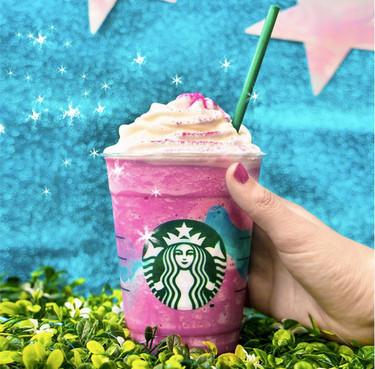 Por qué no probé el Unicorn Frappuccino de Starbucks y no me arrepiento