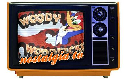 'El show del Pájaro Loco', Nostalgia TV