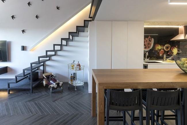 3 Lord Loft Proyecto Interiorismo Reforma Salon Tiovivo Creativo 2rect