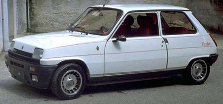 Renault 5 Copa Turbo