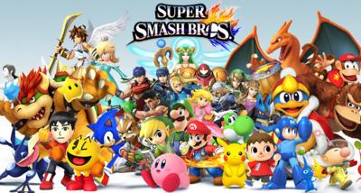 Super Smash Bros. 3DS ya supera los 2.8 millones de unidades en todo el mundo