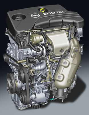 El Opel Adam recibe un motor tricilíndrico de 1 litro