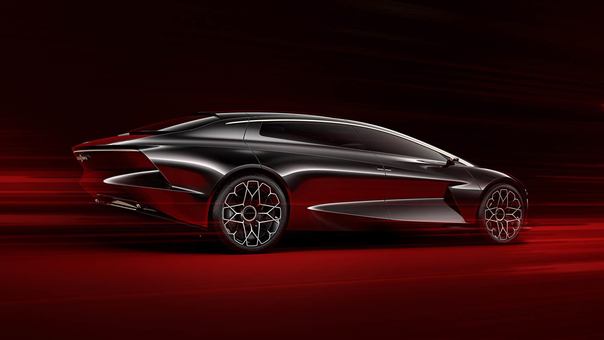 Foto de Aston Martin Lagonda Vision Concept (8/22)
