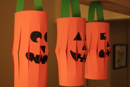 Manualidades Halloween Papel 02