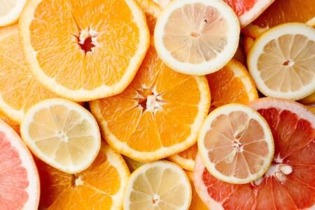 Citrus Close Up Cut 1002778