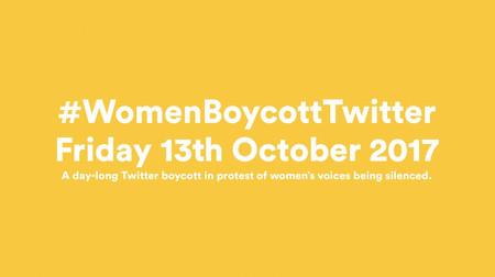 #WomenBoycottTwitter es otro signo más del problema con el acoso que tiene Twitter