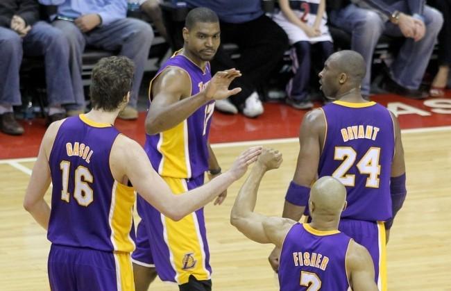 La dieta baja en hidratos de Los Ángeles Lakers