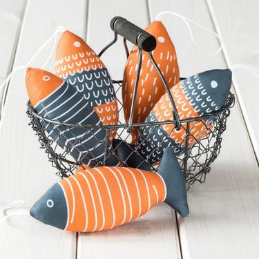 Nos sumamos a la iniciativa de llenar con peces bonitos la red