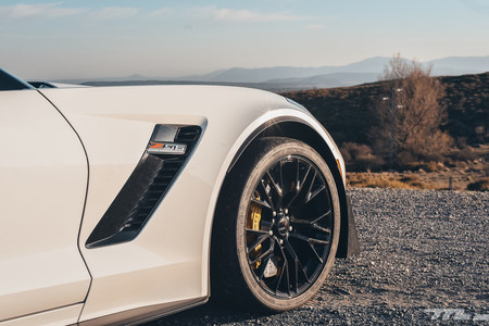 Corvette Z06 Prueba