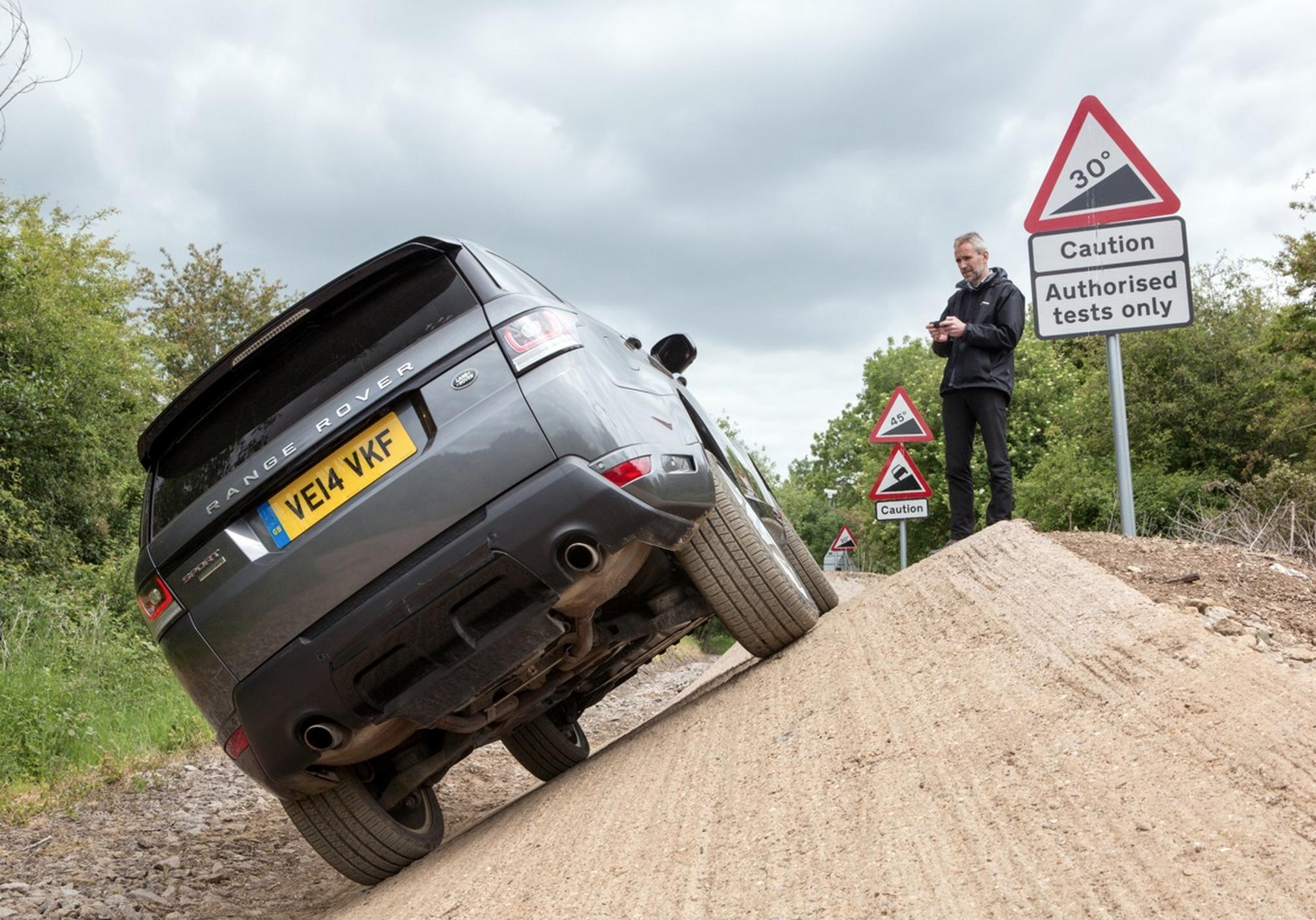 Foto de Range Rover Sport (8/8)