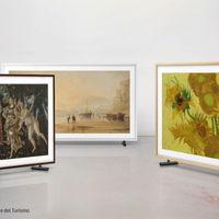 Samsung amplía su catálogo de obras de arte clásico en la gama de televisores The Frame
