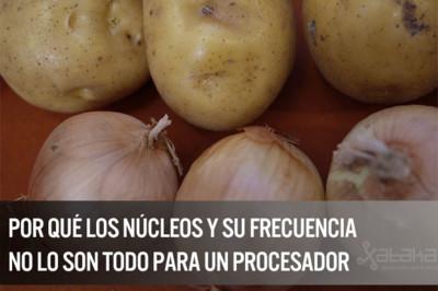 Por qué los núcleos y su frecuencia no lo son todo para un procesador