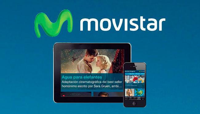 Movistar Imagenio para iOS - Sólo clientes de Mosvistar