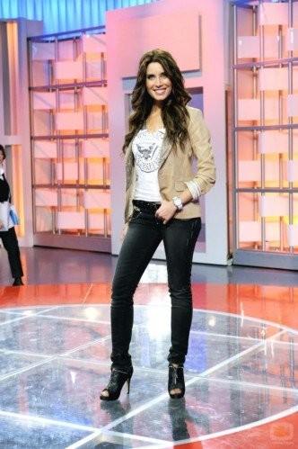 Los zapatos de Pilar Rubio causan sensación