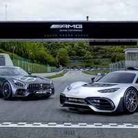 Corea del Sur albergará el primer circuito del mundo con sello Mercedes-AMG: el AMG Speedway