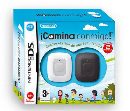 Camina conmigo, la Nintendo DS te pone en forma