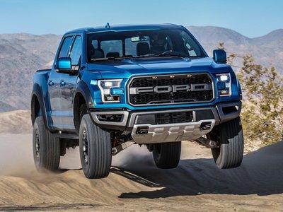 ¿Una Ford Raptor V8? Al parecer la marca estadounidense estaría trabajando en ella