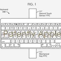 Ni táctil ni mecánico: la última patente de Apple nos describe un teclado capaz de ser ambas cosas
