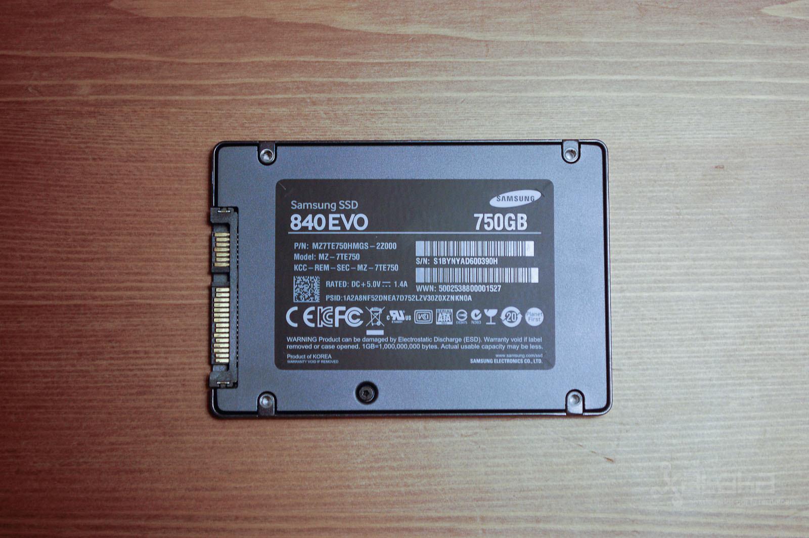 Samsung SSD 840 EVO, análisis