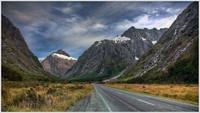 Milford Highway: carretera al fiordo más famoso de Nueva Zelanda