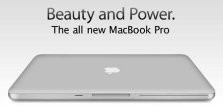 Aparece un supuesto anuncio del nuevo MacBook Pro
