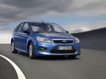 Ford Focus, líder de ventas 2008 en España