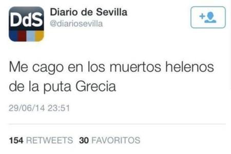 Tuit Grecia