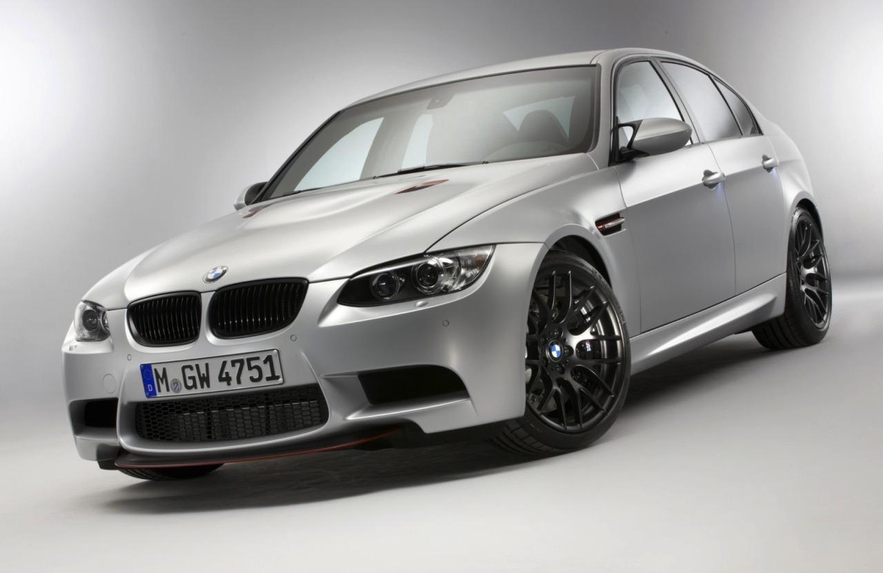 Foto de BMW M3 CRT (17/22)