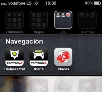 TomTom convierte al iPhone de Apple en avisador de radares