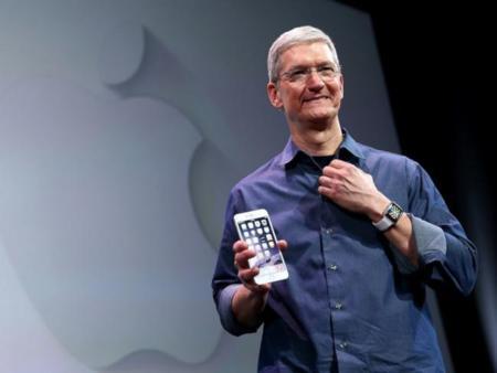 Tim Cook asegura que el Apple Watch será capaz de controlar el Apple TV
