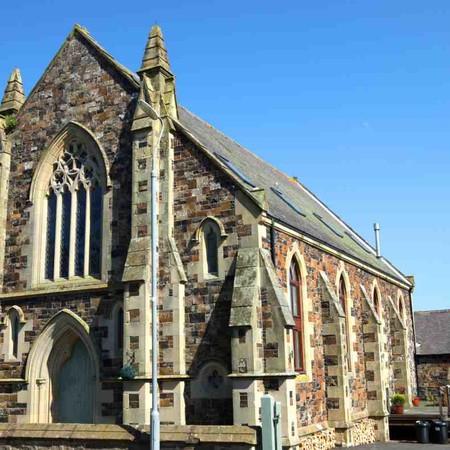 Stylish Church 1