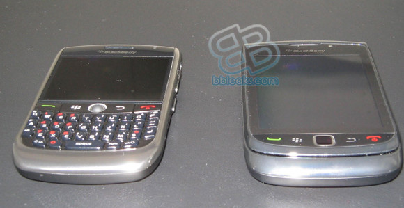 Foto de BlackBerry Slider, posible Storm 3 en imágenes  (1/4)