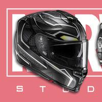 HJC RPHA 70 Black Panther: Un casco de altos vuelos que te viste de superhéroe por 649,90 euros