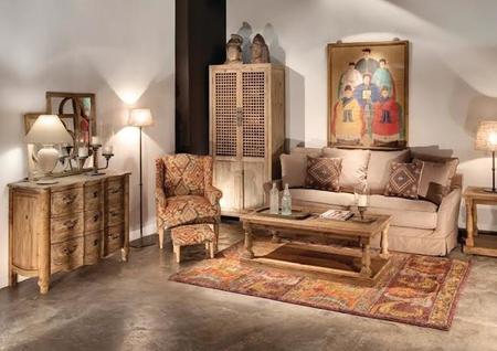Demarques lanza su nueva colección Brunei combinando estilos colonial, vintage y oriental