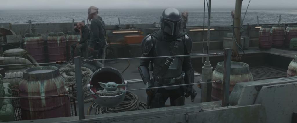 `` The Mandalorian '' 2x03: una aventura naval que marca otro episodio redondo de una temporada muy superior