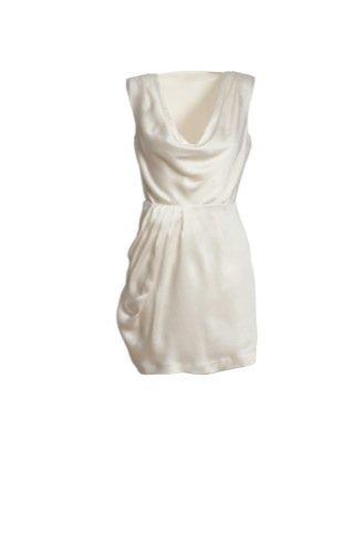 HM primavera 2011 little white dress