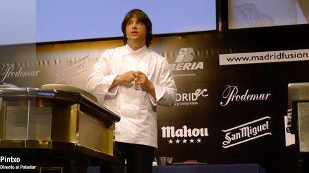 Jordi Cruz. Madrid Fusión