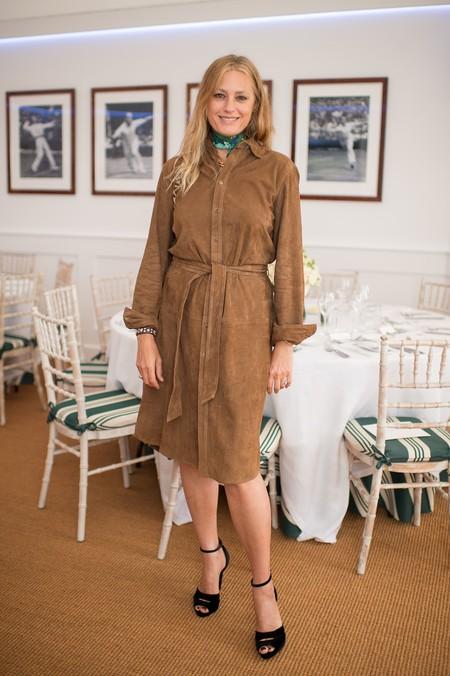 Yasmin Le Bon Wearing Ralph Lauren