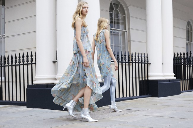 25 Lefties Woman Collection Autumn Bloom London