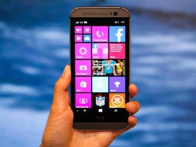 Confirmado: HTC lanzará un teléfono con Windows 10 en los próximos meses